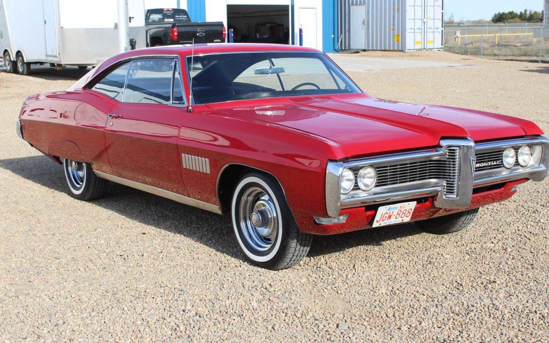 1968 Pontiac Parisienne 2 + 2