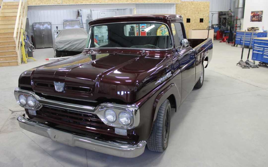 1960 Ford F250